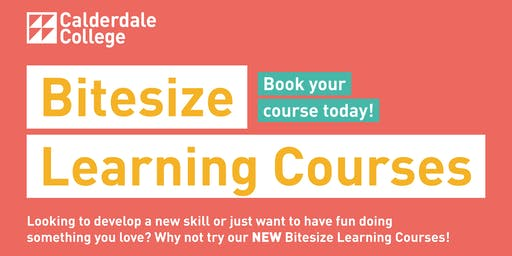 Bitesize Learning - Artisan Bread Making