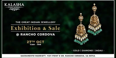 The Great Indian Jewellery Exhibition & Sale