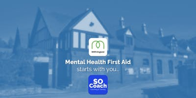 Mental Health First Aid - Blakemere Village - Adult Two Day