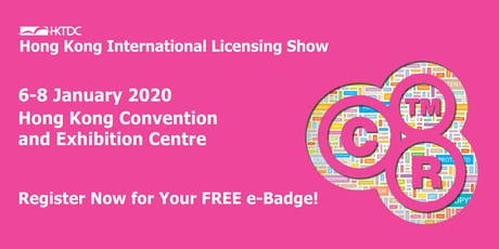 Hong Kong International Licensing Show tickets