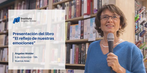 """Presentación del libro """"El reflejo de nuestras emociones"""" en Buenos Aires"""