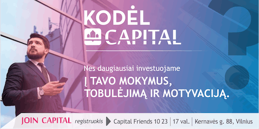 Join Capital Friends