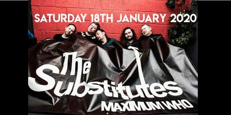The Substitutes in Paisley tickets