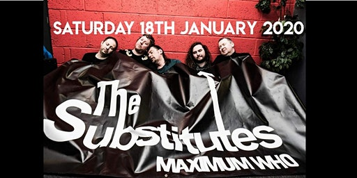 The Substitutes in Paisley