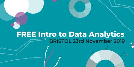 FREE Introduction to Data Analytics for Ladies tickets
