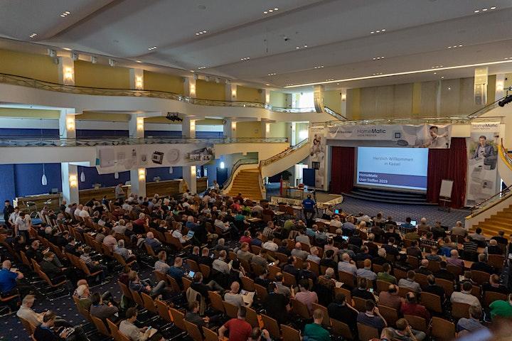 Homematic User-Treffen 2020: Bild