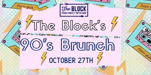 The Block's 90's Party
