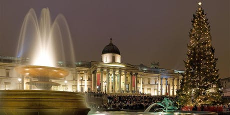 Trafalgar Square MIO Carols tickets