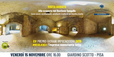 Alla scoperta del Bastione Sangallo