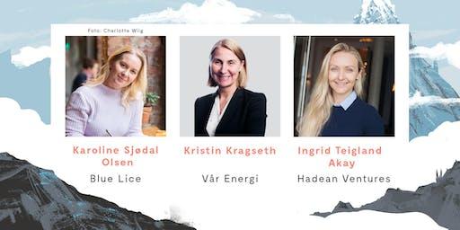 Argentum inviterer: Hvordan får vi flere kvinnelige investorer og gründere?
