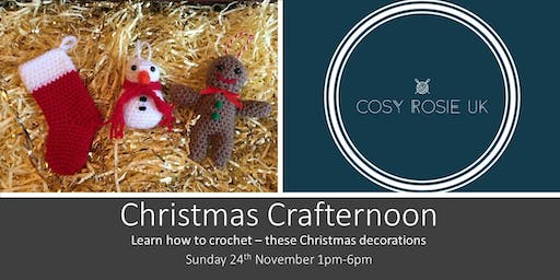 Learn to Crochet - Christmas Decorations