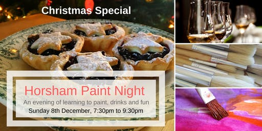 Horsham Paint Night