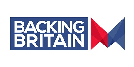 Backing Britain Launch tickets