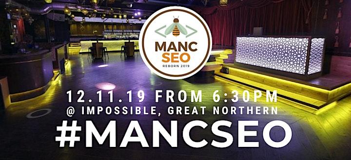 MancSEO: The November Edition image