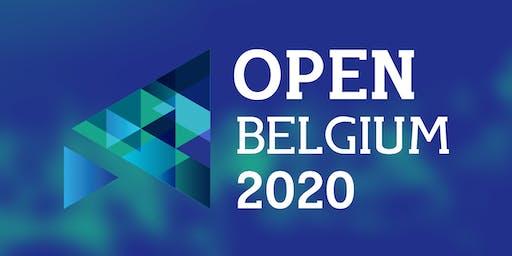 Open Belgium Conference 2020