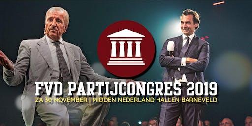 FVD Partijcongres 2019