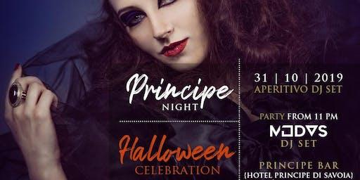 Fashion Halloween Party - Principe di Savoia