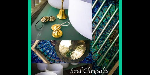 An Evening of Intuitive Sound Healing Meditation