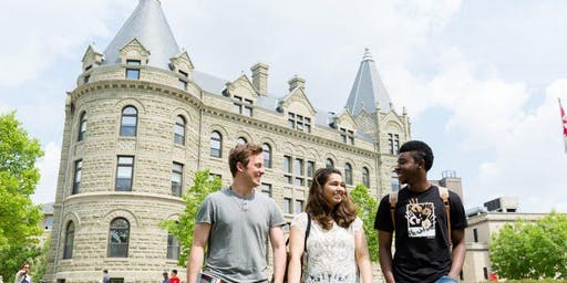 Canada Admission: Meet 'UNIVERSITY OF WINNIPEG' Representatives