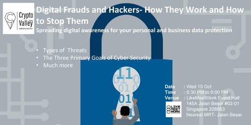 Digital Frauds and Hackers- How They Work and How to Stop Them