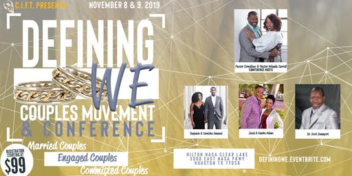 """Defining """"WE"""" Couples Movement & Conference"""