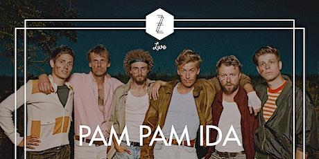 Mezzanine Live: Pam Pam Ida Tickets
