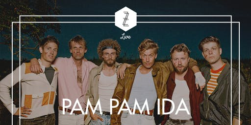 Mezzanine Live: Pam Pam Ida