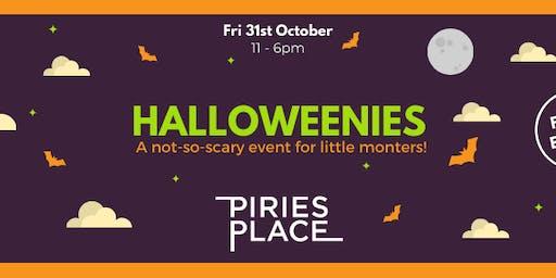 Halloweenies at Piries Place