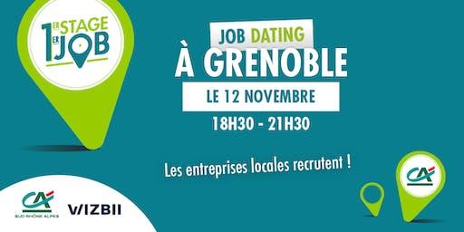 Job Dating Grenoble : décrochez un emploi dans votre région !
