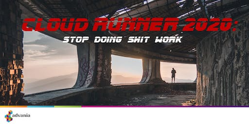 Cloud Runner 2020 -  A Knowledge Factory event 2995kr
