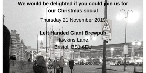 Women in Planning South West Christmas Social