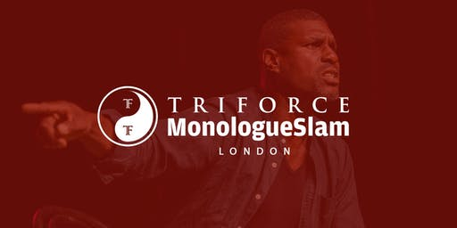 MonologueSlam UK - NATIONAL FINAL Auditions Day ONE - 16th November 2019