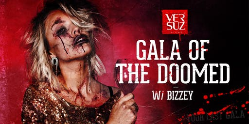 Versuz 'Gala of the Doomed' with Bizzey
