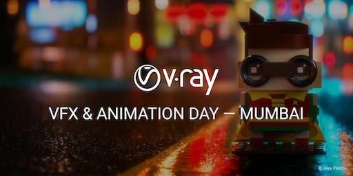 V-Ray VFX & Animation Day Mumbai 2019