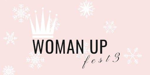Woman Up Fest 3