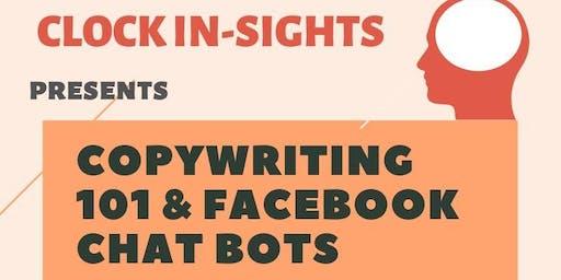 Copywriting 101 & Facebook Chat Bots
