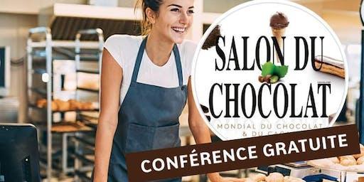 Conférence : ouvrir son salon de thé
