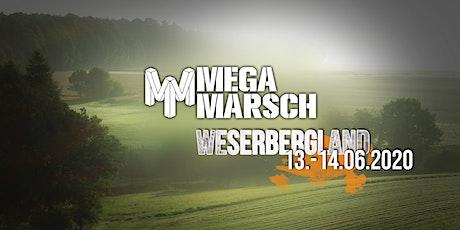 Megamarsch Weserbergland 2020 Tickets