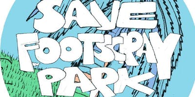 Save Footscray Park Band Night