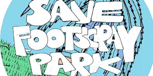 Save Footscray Park Band Night