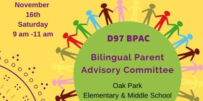 D97 Bilingual Parent Advisory Committee Meeting for 2019/2020