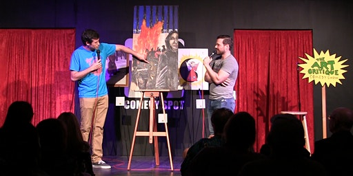 The Art Critique Comedy Show (SACRAMENTO-01.31.20)