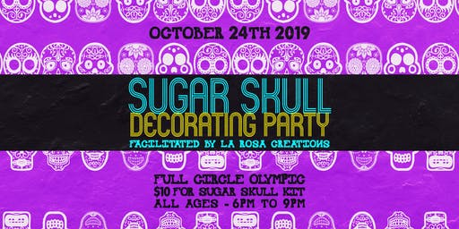 Sugar Skull Decorating Party