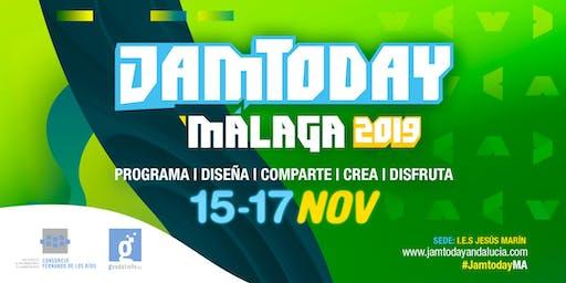JAMTODAY MÁLAGA 2019