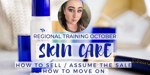regional skin care training