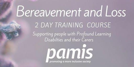 Bereavement and Loss (2 day) Training Course - Edinburgh