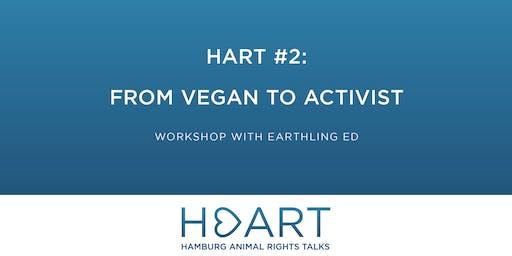 Hamburg Animal Rights Talks #2: From Vegan to Activist