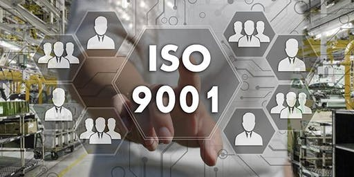 FREE Training !! How To Conduct Quality Management Audits ( ISO 9001:2015 )