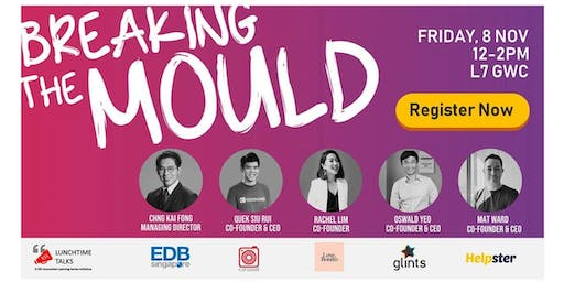 KSL Innovation Learning Series - Breaking the Mould