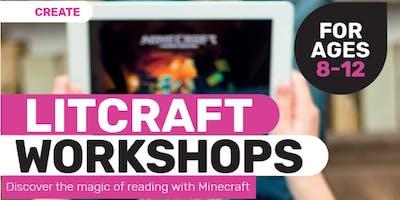 LitCraft Session 3 - Barnstaple Library